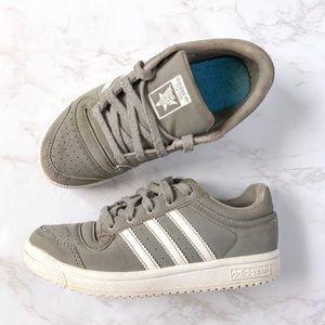 Adidas Top Ten Classic Grey kids size 1